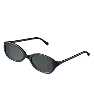 Spy glasses (with hidden mirrors)