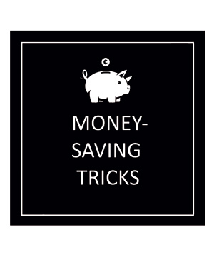 Piggy bank Money Saving Tricks