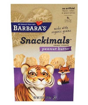 7 Tasty Packaged Snacks for Kids