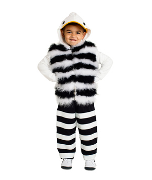 JailBird costume  sc 1 st  Real Simple & 24 Homemade Kids Halloween Costumes - Real Simple