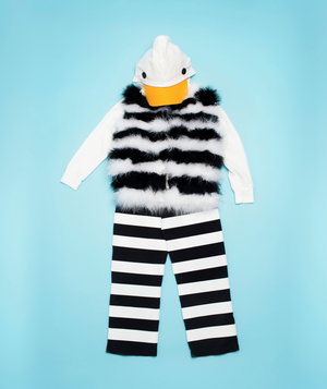Jailbird costume how-to