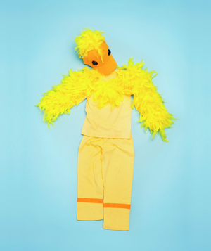 24 homemade kids halloween costumes real simple lucky duck costume how to solutioingenieria Gallery