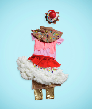 Ice Cream Sundae costume how-to