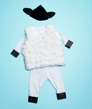 Lamb costume how-to