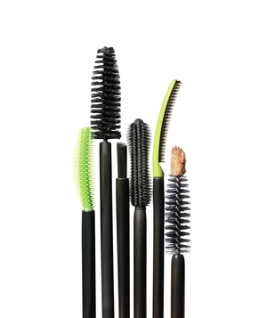 Collection of mascara wands