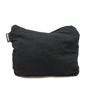 Black Clutch Wrap Purse