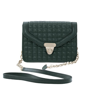 Banana Republic Francie Quilted Cross-Body