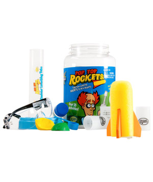 Pop Top Rockets