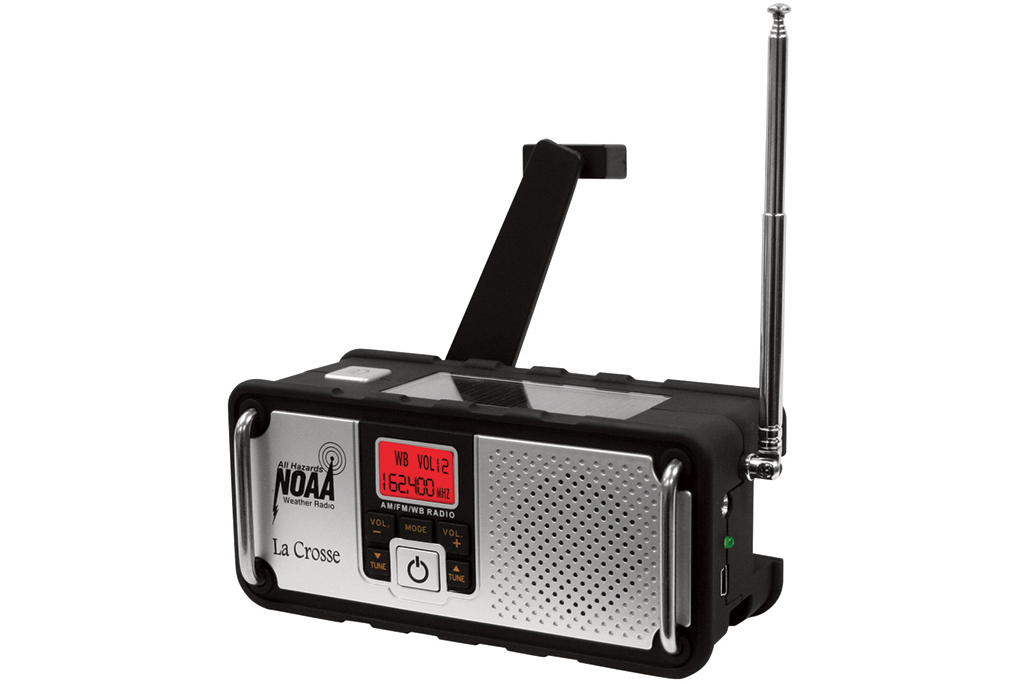 LaCrosse All Hazards NOAA Weather Radio