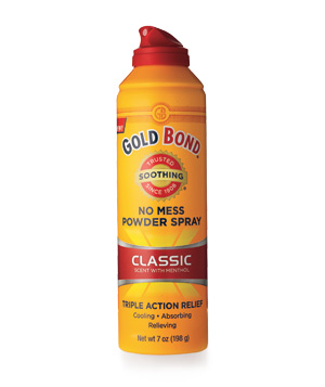 Gold Bond No Mess Powder Spray