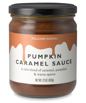 Williams-Sonoma Pumpkin Caramel Sauce