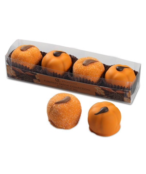 Moonstruck Chocolate Pumpkin Patch Truffle Collection