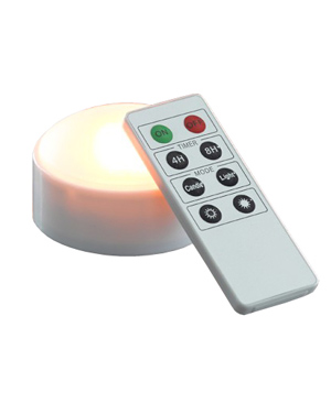 Remote Control Pumpkin Lights