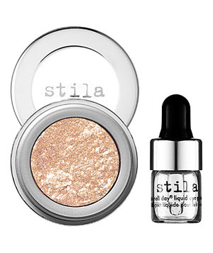 Stila Magnificent Metals Foil Finish Eye Shadow in Kitten