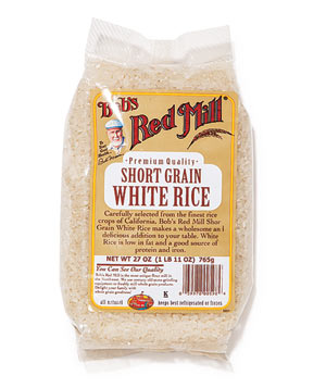 Bob's Red Mill Short Grain White Rice