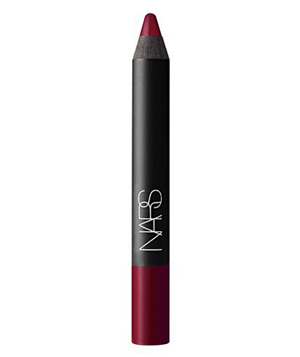 Nars Velvet Matte Lip Pencil in Mysterious Red