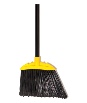 Rubbermaid Commercial Jumbo Smooth Sweep Angle Broom