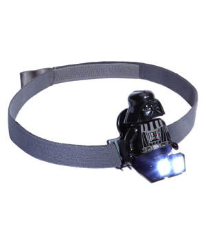 LEGO Star Wars Darth Vader Head Lamp