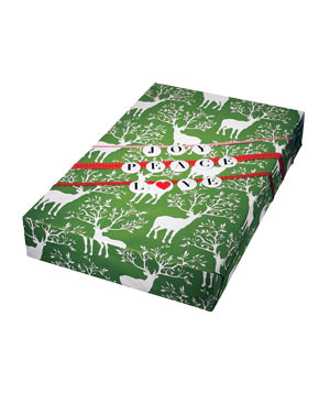 fancy wrapping paper