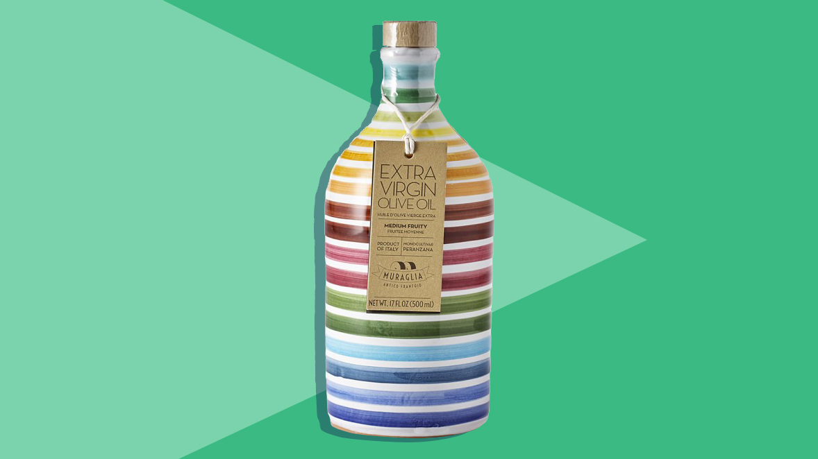 Gifts for foodies - olive oil tout