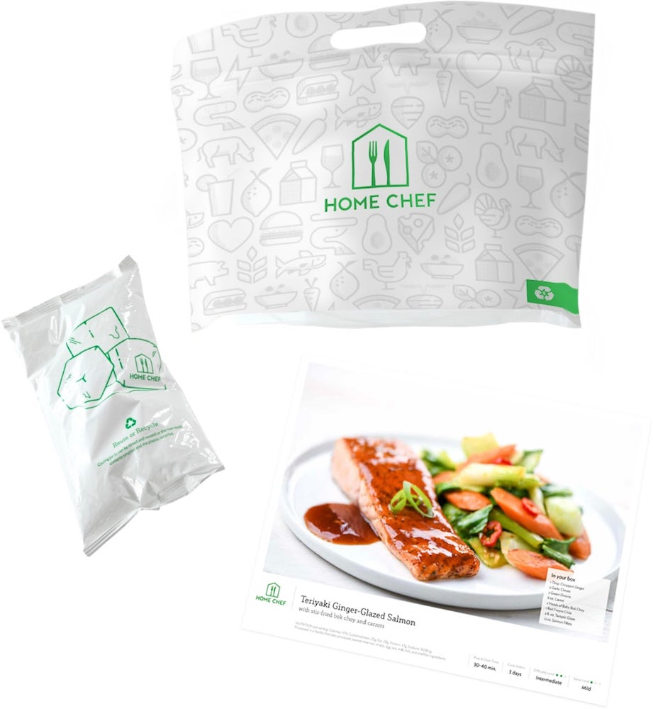 Gifts for Foodies: Home Chef Meal Subscription Service