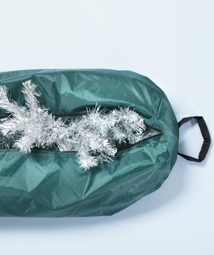 Garland storage bag & 8 Holiday Storage Solutions - Real Simple