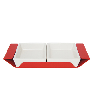 Polar 2 Condiment Tray