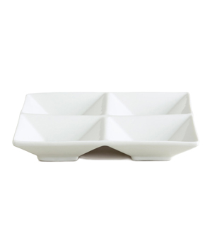 4-Section Tasting Trays
