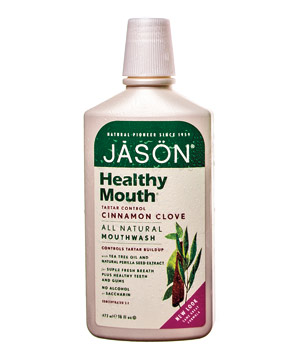 Jāsön Healthy Mouth Cinnamon Clove