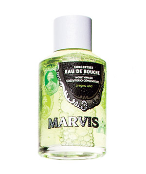 Marvis Mouthwash Concentrate Strong Mint