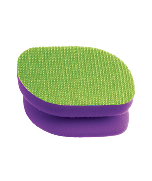 Hands-Away Scrubber