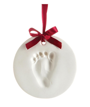 6 Baby S First Christmas Ornament Ideas Real Simple
