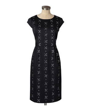 Boden Elegant Embellished Shift