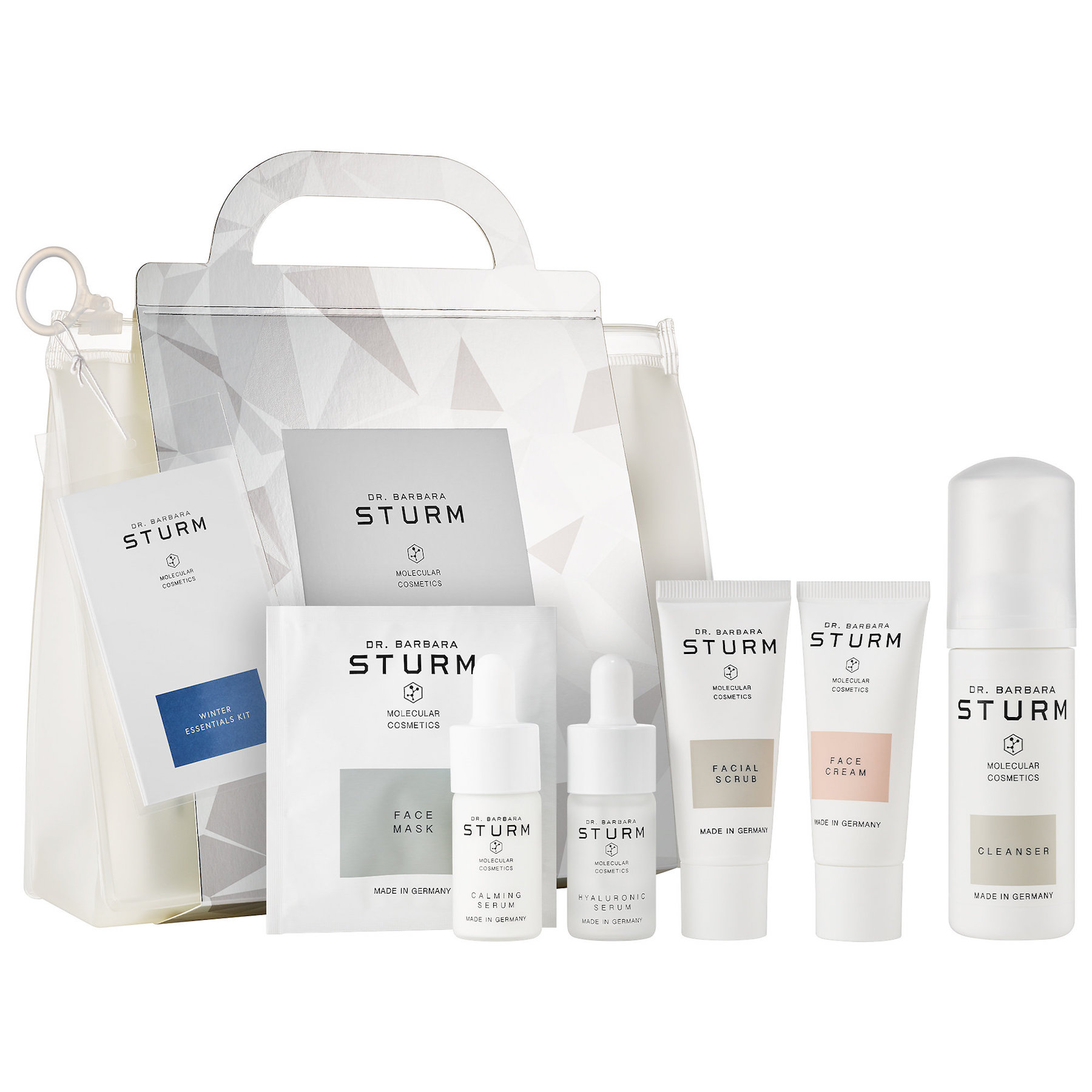 winter skincare essentials kit from Dr. Barbara Sturm