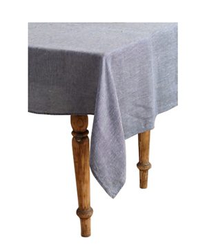 Chambray Tablecloth