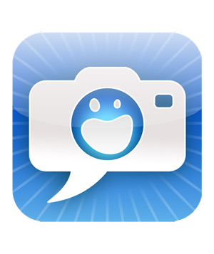 SpeakingPhoto app