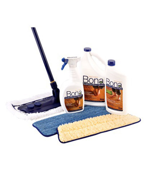 Bona Hardwood Floor Care System
