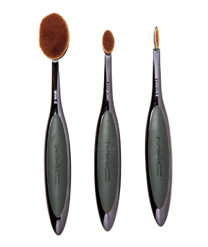 MAC Cosmetics Masterclass brushes