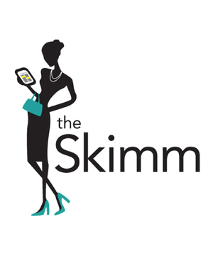 The Skimm logo