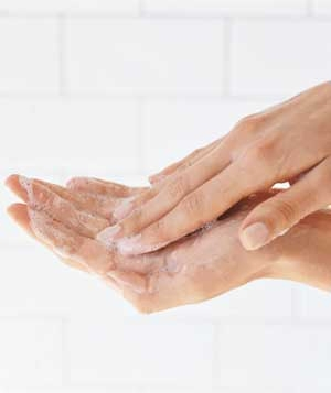 Step 2: A Handful of Lather