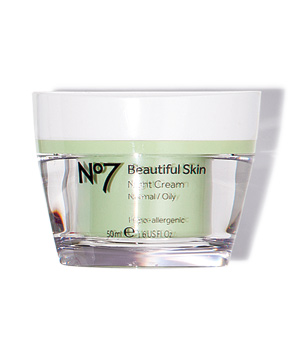 No. 7 Beautiful Skin Night Cream
