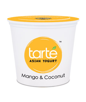 Tarte Asian Yogurt Mango & Coconut