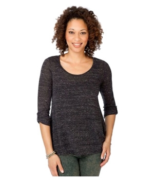 Miraclebody Ana Pocket Tee