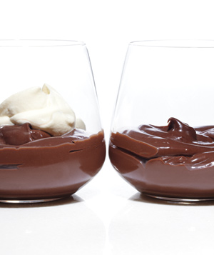 The Ultimate Chocolate Pudding