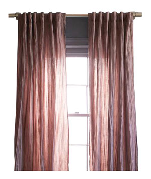 Stella Curtain in Sugar Plum