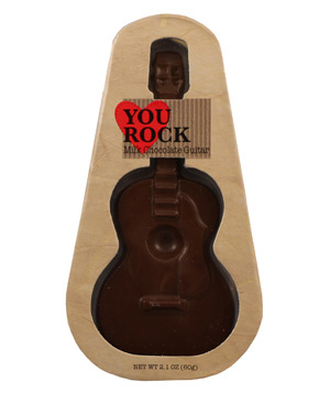 You Rock Chocolate Guitar