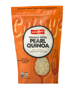 Alter Eco Organic Royal Pearl Quinoa