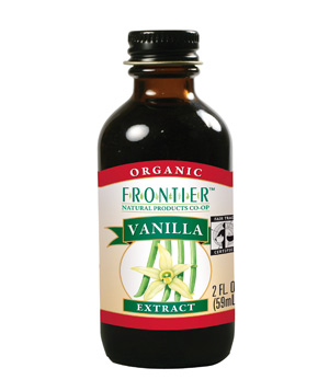 Frontier Co-op Organic Fair Trade Vanilla Extract
