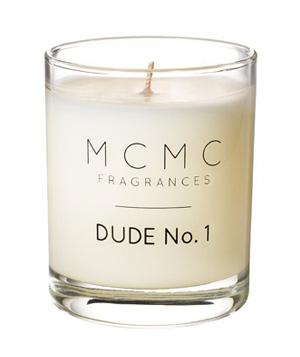 Dude No.1 Candle