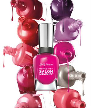 Sally Hansen Nail Polish Bottles